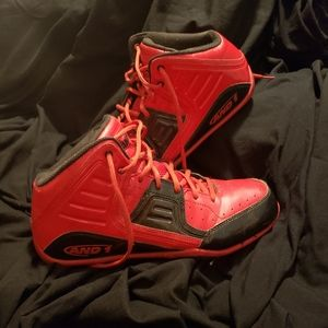 Red And1 Sneakers